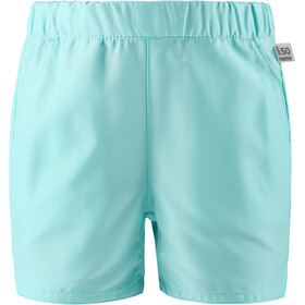 Reima Hoppu Shorts Peuters, light turquoise